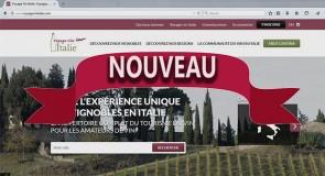 [Italie] VoyageVinItalie.com pour les amateurs de vins