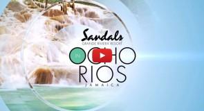 En image, le nouveau Sandals Ochi Beach Resort