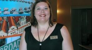 Claudia Tourigny Directrice du développement chez Voyage Conseil