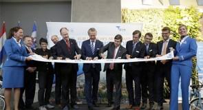 [KLM] Premier vol direct entre Amsterdam et Edmonton
