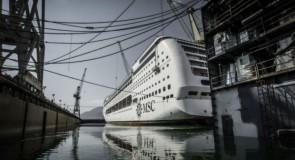 Shanghai, nouveau port d'attache du MSC Lirica à partir de mai 2016