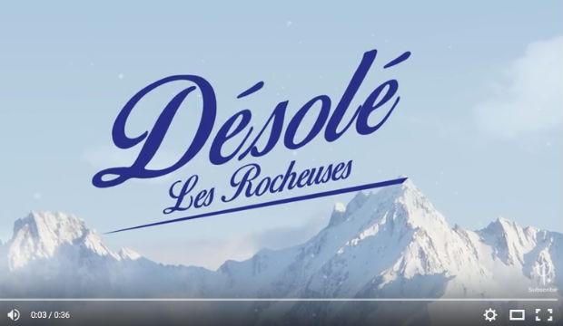 Les Rocheuses ou les alpes françaises pour skier cet hiver?