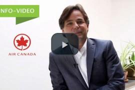 Air Canada aux côtés des professionnels de l'industrie