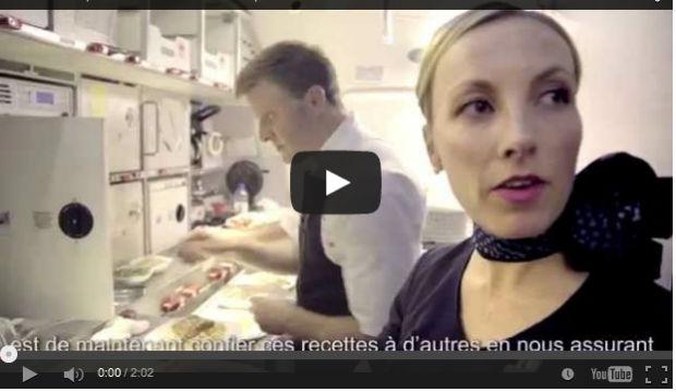 Transformer l'expérience culinaire à bord? Le moment de vérité avec Air Canada