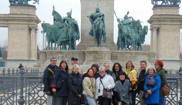 Tours Chanteclerc fait découvrir le Danube à bord d'une croisière fluviale