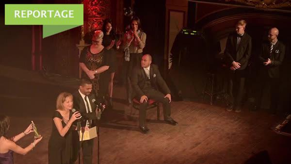AAVQ: retour sur le Gala Uni-Vers en reportage vidéo
