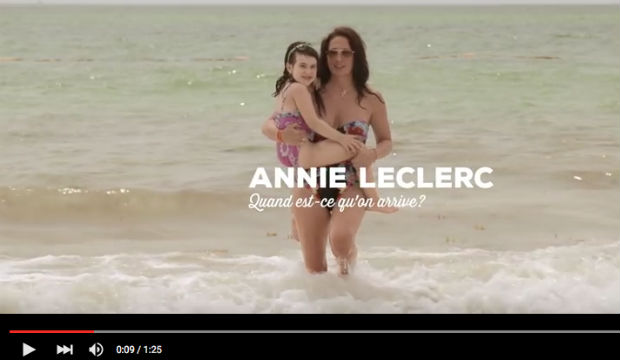 Annie Leclerc teste le concept Club Lookea en famille