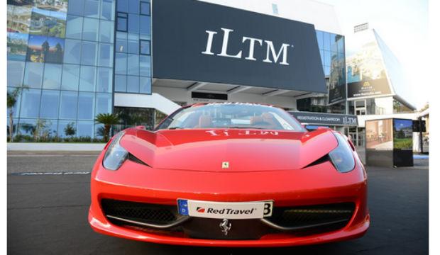"""Événement """"International Luxury Travel Market"""" à Cannes"""