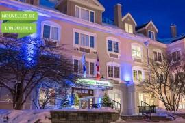 Un petit coin de paradis à l'hôtel Holiday Inn Express & Suites Tremblant