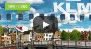 KLM propose de visiter Amsterdam avec un habitant lors des longues escales