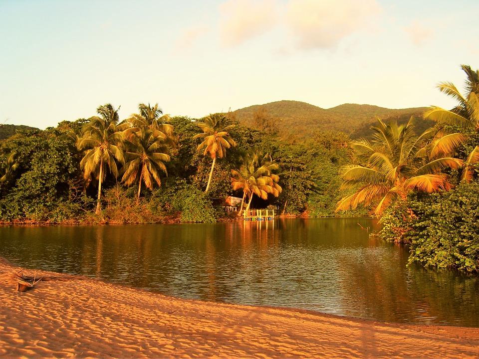 Guadeloupe ile des caraibes