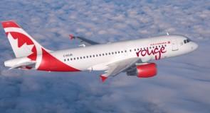 [TECHNO] Le wifi est maintenant disponible à bord de tous les appareils Air Canada Rouge à partir de 8,50$