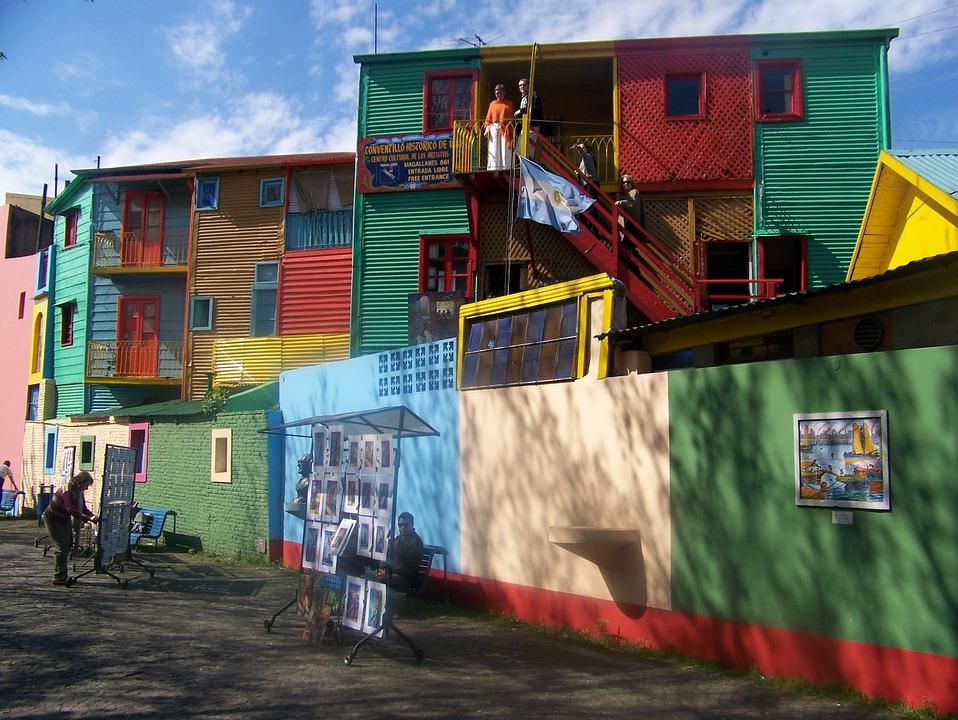 buenos aires une ville pleine de couleur