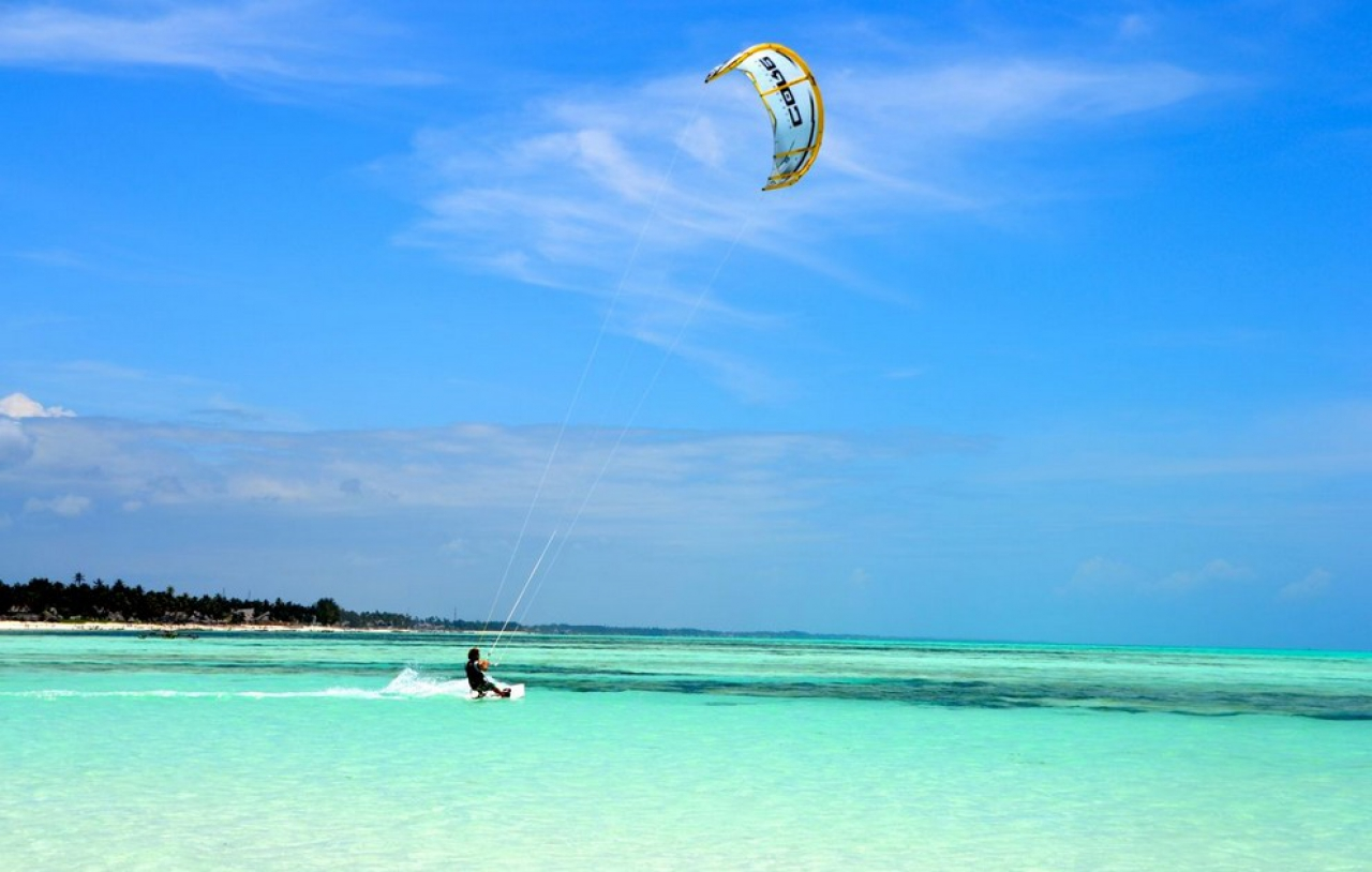 meilleurs spot de surf kite surf au monde tanzanie