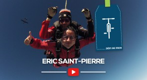 [DÉFI DE PROS] Eric St-Pierre a relevé notre 1er Défi de Pros!