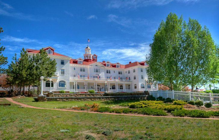hotel stanley colorado