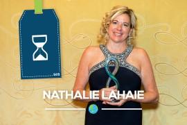 [5@5]  Découvrez Nathalie Lahaie, élue conseillère en voyage de l'année