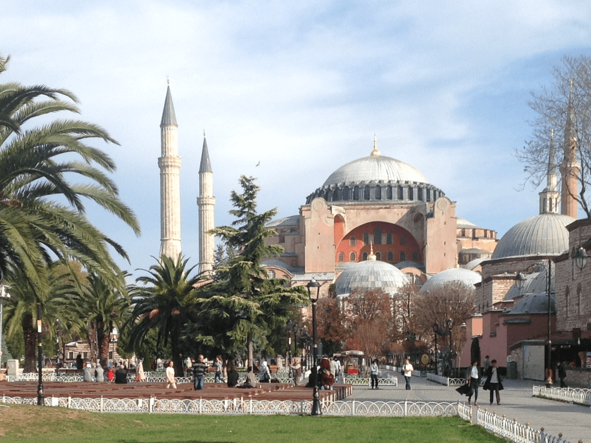 basilique sainte sophie a istanbul en turquie