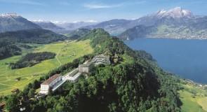 Le complexe suisse du Bürgenstock Resort ouvrira ses portes l'été prochain