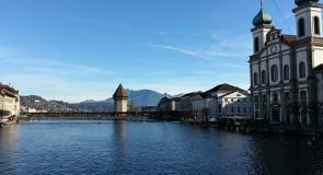L'élégance et le musée de Lucerne