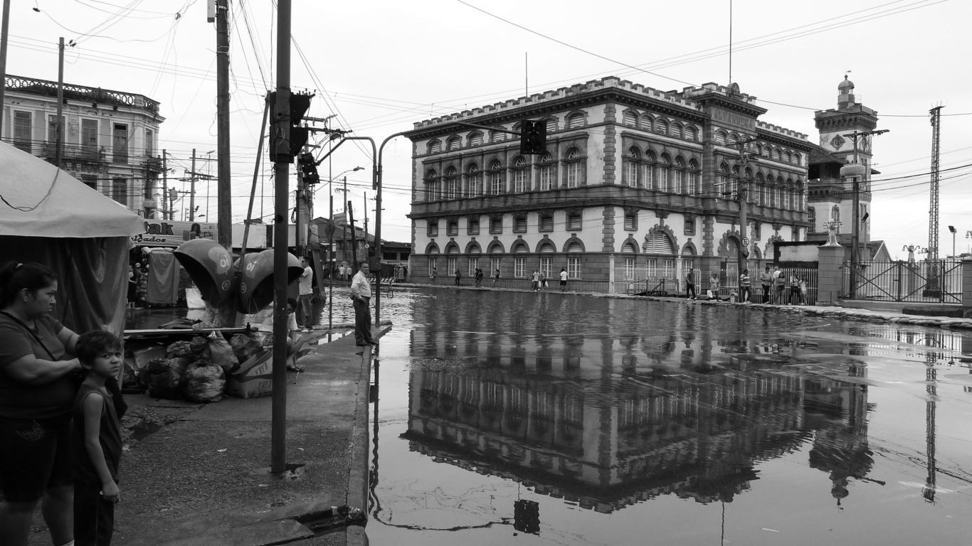 Ancienne douane Manaus