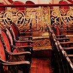 sièges opéra de Manaus