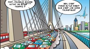 Le pont Champlain: une icône touristique ?