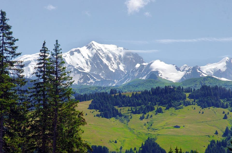 les alpes francaise