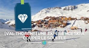 [Miss Curieuse] Val Thorens: une expérience ski à couper le souffle