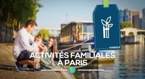 [Paris en famille] 10 activités à ne pas manquer