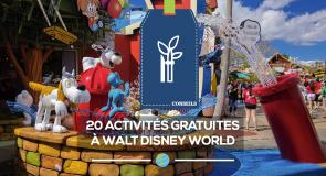 [Conseils] 20 activités gratuites à Walt Disney World