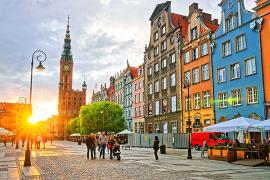 [Pologne] Gdańsk parmi les villes les plus attrayantes en Europe