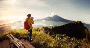 Explorer des sites touristiques de Bali en randonnée