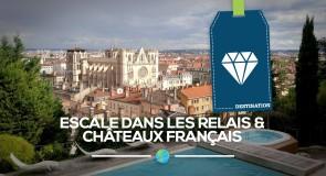 Escale dans les Relais & Châteaux français
