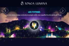 Ouverture officielle de Tonga Lumina à Tremblant : un parcours nocturne sur les traces du géant