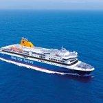 ferry blue star grèce