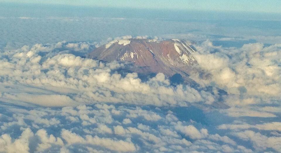 mont kilimanjaro tanzanie