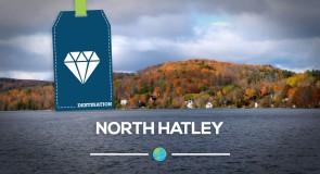 [North Hatley] Un air de Nouvelle-Angleterre