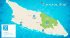 Aruba dévoile 5 nouvelles zones au Wi-Fi gratuit