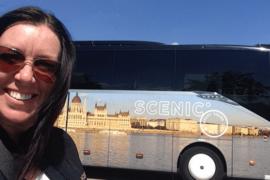 [Entrevue] Caroline Poulson, le visage du croisiériste Scenic au Québec!