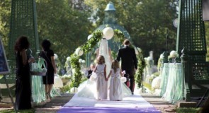 Envie d'un vrai mariage de princesse? Découvrez le château de Chantilly!
