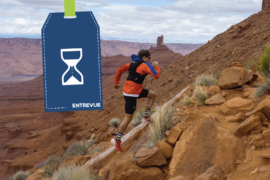 [Entrevue] Les bons plans d'un marathonien pour voyager en courant: sentiers, destinations, équipements