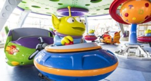 Toy Story Land ouvre ses portes!