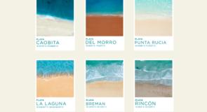 Un pantone pour faire découvrir les 200 plages de la République dominicaine