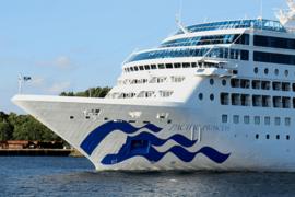 Princess Cruises acceptera les passagers avec des doses mixtes