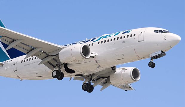 WestJet suspend temporairement ses vols vers St. John's (NL) London (ON) et deux villes de l'Alberta
