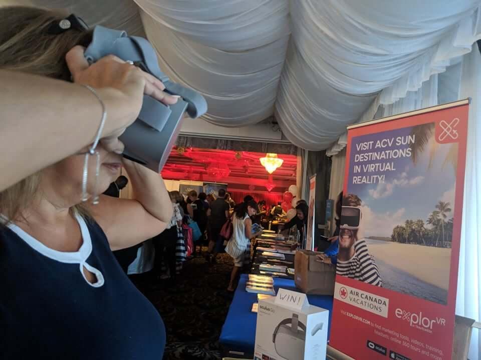 explor vr travelweek réalité virtuelle