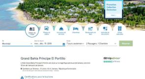 Nouvelles fiches descriptives d'hôtel sur Transat.com
