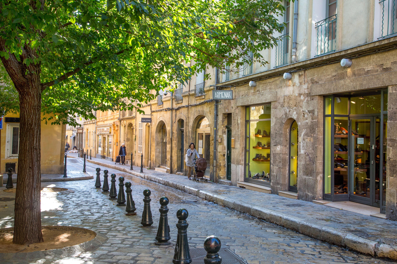 centre-ville aix en provence