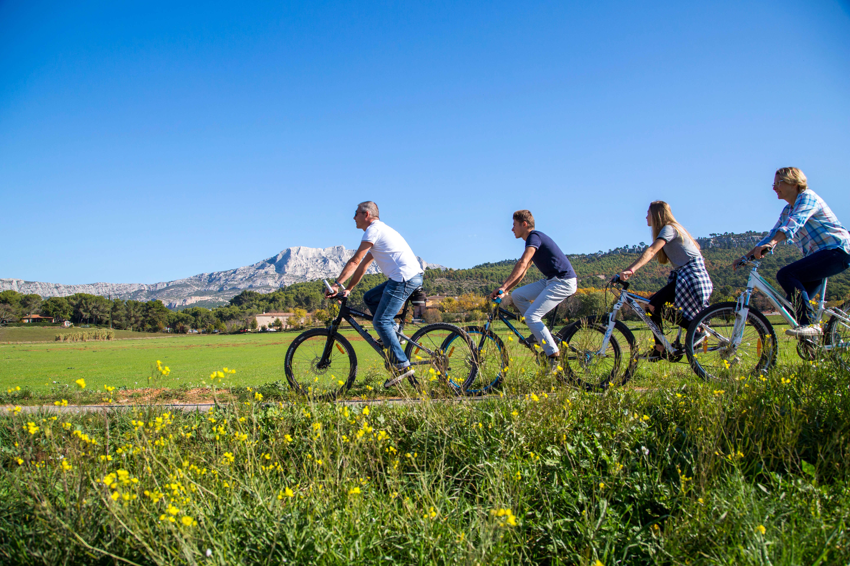 vélo aix en provence